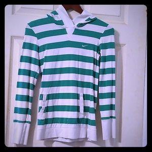 Nike long sleeved shirt